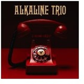 IS THIS THING CURSED【輸入盤】/ALKALINE TRIO[CD]【返品種別A】