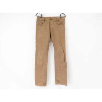【中古】 ディーゼル DIESEL パンツ サイズ28 メンズ IAKOP ブラウン