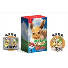 Nintendo Switch ポケットモンスター Let's Go! イーブイ モンスターボール Plusセット【セブンネット限定特典付】