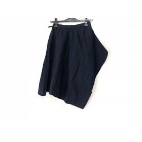 【中古】 パラスパレス Pallas Palace スカート サイズ0 XS レディース ダークネイビー