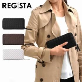 REGiSTA 長財布 | 財布 小銭入れ 札入れ カード入れ ウォレット サイフ ロングウォレット ラウンドファスナー レザー ギフト プレゼント