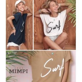 【セール開催中】ANAP(アナップ)SurfプリントTシャツチュニック