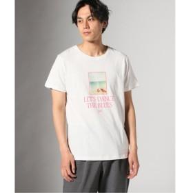[マルイ] メンズTシャツ(TCSS×JS / TCSS別注 : BLUES TEE)/ジャーナルスタンダード(メンズ)(JOURNAL STANDARD MEN'S)