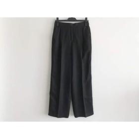 【中古】 オリバーサット ORIVAR SAT パンツ サイズ38 M レディース 黒