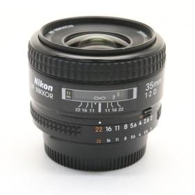 《並品》Nikon Ai AF Nikkor 35mm F2D