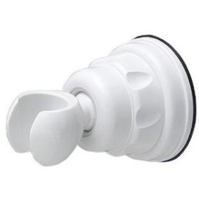 三栄水栓 吸盤式シャワーフック PS30-37-W (1コ入)