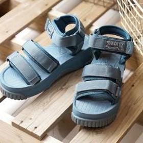 【SALE】SHAKA シャカ サンダル ネオ バンジー プラットフォーム NEO BUNGY PLATFORM メンズ レディース 厚底 ストラップ アウトドア 靴 FADE BLUE ブルー系 (SK433105 SS19)