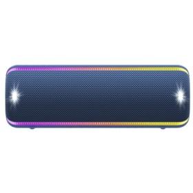 ≪海外仕様≫ツーリストモデル ブルートゥーススピーカー SRS-XB32 LC E ブルー [Bluetooth対応 /防水]