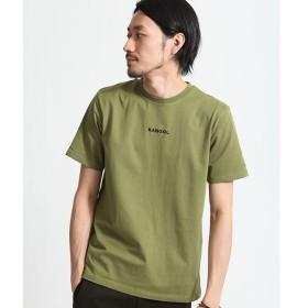 [マルイ]【セール】ZIP FIVE × KANGOL センター刺繍クルーネック半袖Tシャツ/ジップファイブ(ZIP FIVE)