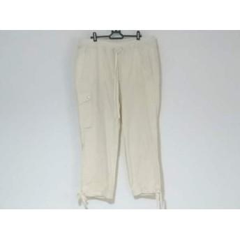 【中古】 ラルフローレン RalphLauren パンツ サイズ16 メンズ アイボリー