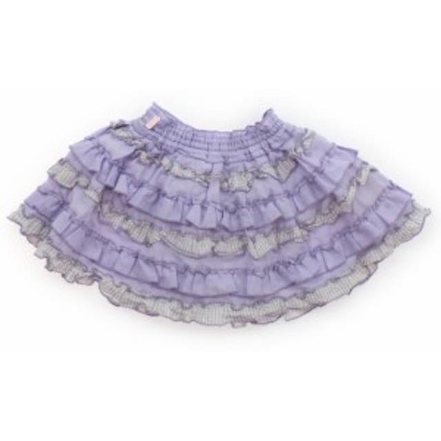 66052f3df0ee1  メゾピアノ mezzopiano スカート 100サイズ 女の子 USED子供服・ベビー服