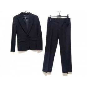 【中古】 ボッシュ BOSCH レディースパンツスーツ レディース 黒