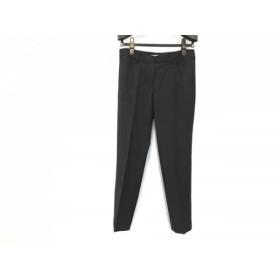 【中古】 セオリーリュクス theory luxe パンツ サイズ36 S レディース 黒