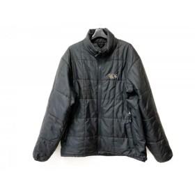 【中古】 マウンテンハードウェア MountainHardwear ダウンジャケット サイズXL メンズ 黒