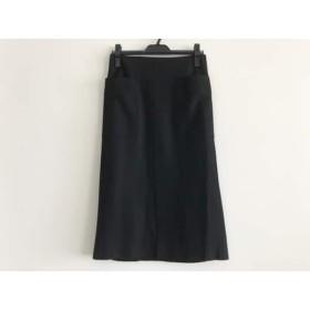 【中古】 プラージュ Plage ロングスカート サイズ38 M レディース 黒