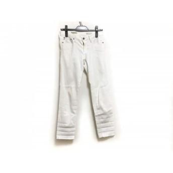 【中古】 セオリー theory パンツ サイズ26 S レディース 白 AG