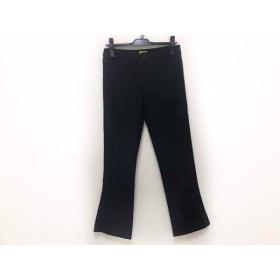 【中古】 ホコモモラ JOCOMOMOLA パンツ サイズ40 XL レディース 黒