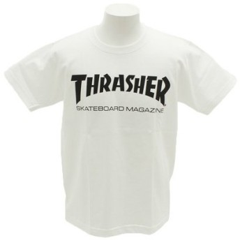 THRASHER 【オンライン特価】 半袖Tシャツ TH8101HW-WH (Men's)