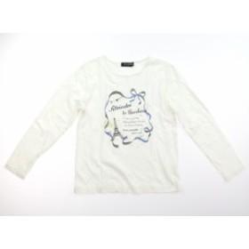 【ポンポネット/pomponette】Tシャツ・カットソー 160サイズ 女の子【USED子供服・ベビー服】(386556)