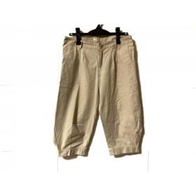 【中古】 ドゥーズィエム DEUXIEME CLASSE パンツ サイズ36 S レディース ベージュ