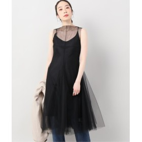 VERMEIL par iena MARC LE BIHAN チュール Dress ブラック XS
