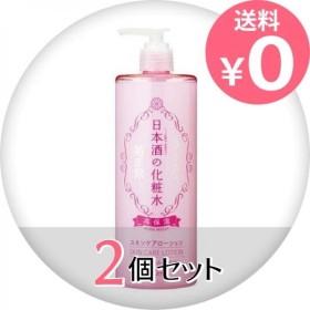 1個あたり995円 菊正宗 日本酒の化粧水 高保湿 500mL 2個セット