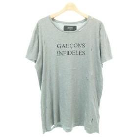 GARCONS INFIDELES Tシャツ