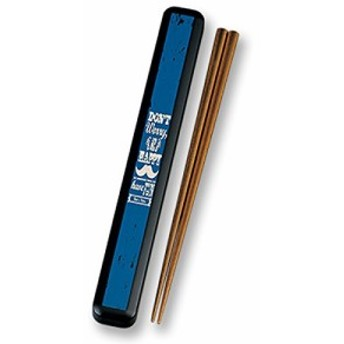 2MSG 箸・箸箱セット BL 73472