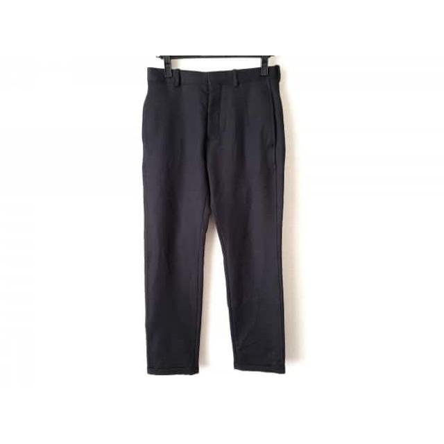 【中古】 マルニ MARNI パンツ サイズ44 S メンズ 黒