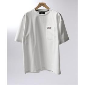 EDIFICE 【Paris Saint-Germain / パリサンジェルマン】 ポケット Tシャツ ホワイト M