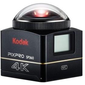 デイトナ D93436 Kodak PIXPRO SP360 4K アクションカメラ