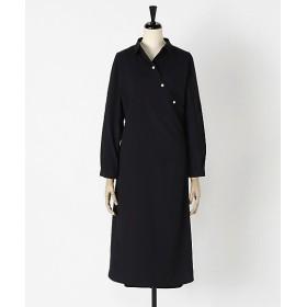 <IIROT> Sicily dress Black 【三越・伊勢丹/公式】