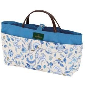 川島織物セルコン ミントン ハードウィッグ バッグインバッグ(リバーシブル) JL1184 B ブルー