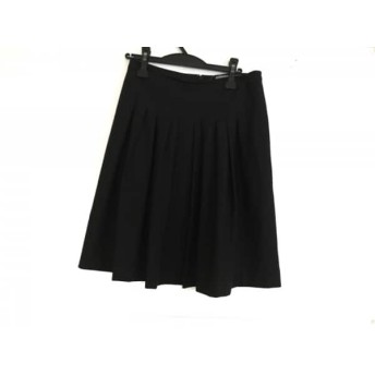 【中古】 セオリーリュクス theory luxe スカート サイズ40 M レディース 美品 黒