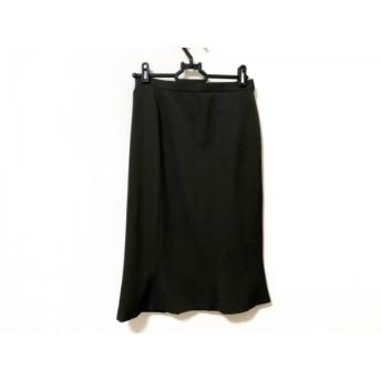 【中古】 エポカ EPOCA スカート サイズ40 M レディース カーキ