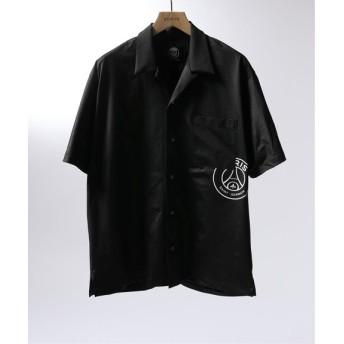 EDIFICE Paris Saint-Germain TOKYO / パリサンジェルマン EMBLEM OP S/S ブラック S