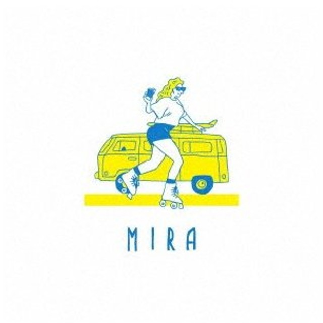 Lay down on the floor / MIRA (CD)