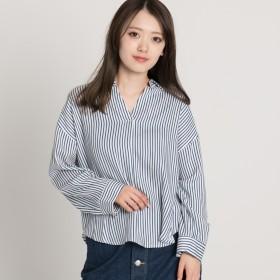 ブラウス - WEGO【WOMEN】 バックボタンスキッパーシャツ BS18SP03-L012