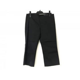【中古】 ラルフローレン RalphLauren パンツ サイズ11 M レディース 黒