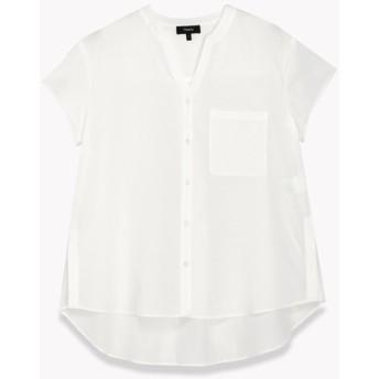 【Theory】Relight Twill Skipper Shirt