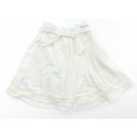 【メゾピアノ/mezzopiano】スカート 140サイズ 女の子【USED子供服・ベビー服】(386659)