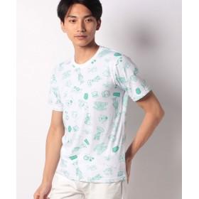 【33%OFF】 マルカワ トイストーリー 総柄 半袖Tシャツ メンズ 柄1 L 【MARUKAWA】 【セール開催中】
