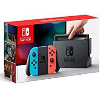 【送料無料】【中古】Nintendo Switch Joy-Con (L) ネオンブルー/ (R) ネオンレッド ニンテンドースイッチ