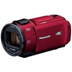PANASONIC HC-VX1M-R レッド [デジタル4Kビデオカメラ (SD対応 64GBメモリー内蔵)]