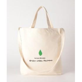 (green label relaxing/グリーンレーベルリラクシング)SC GLR キャンバス トートバッグ/ユニセックス その他1