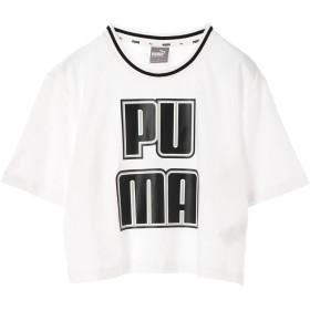 【5,000円以上お買物で送料無料】【PUMA】REBEL RELOAD クロップ Tシャツ