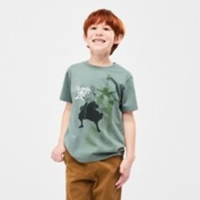 KIDS ワンピース UT(グラフィックTシャツ・半袖)