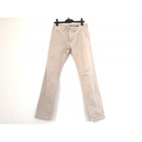 【中古】 シビリア SIVIGLIA パンツ サイズ30 XS レディース ベージュ