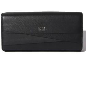 (NINA NINA RICCI/ニナ・ニナ リッチ)長財布【ディエップパース】/レディース クロ