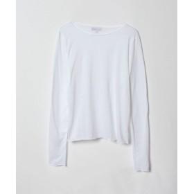(agnes b./アニエスベー)J309 TS Tシャツ/レディース ホワイト